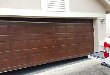 Why is The Garage Door Not Closing Fully? | Natick, MA